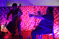 untitled-18-Edit.jpg (Experimental_Sound_Studio) Tags: lighting ess concert trumpet cello concertphotography option cornet fredlonbergholm jaimiebranch joshberman acousticdiffuser benlamargay