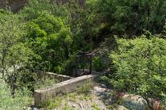 1607 Water Works near the Ventana Windmill (c.miles) Tags: aldercanyon coronadonationalforest dam santacatalinamountains waterworks