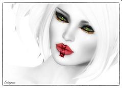 Sabrymoon closeup with JUMO Bellevue eyeliner and Penelope lipstick (Two Too Fashion) Tags: sabrymoon twotoofashion secondlifemodel secondlife style sexy fashion portrait closeup jumobeauty jumofashionandbeauty bellevueeyeliners penelopelipstick catwa lelutka tmp jumohead