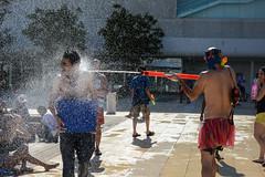 (bashan) Tags:       2016     telaviv water war israel summer pool