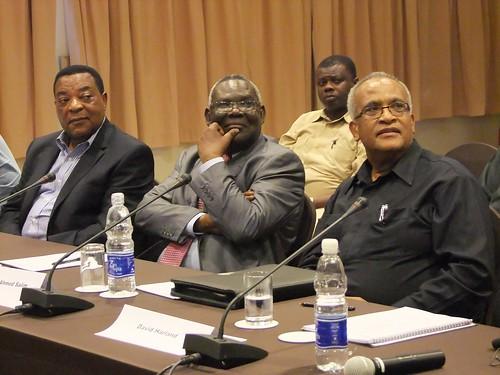 Africa Mediators' Retreat 2011 in Zanzibar