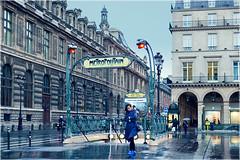 Best of 2016 (Carlos Pinho Photography) Tags: paris street streetphotography urbanvisions urban rivoli métroparisien métro metropolitain