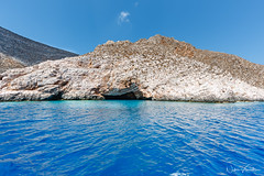Dia island (vlasiadis) Tags: ocean voyage trip travel cruise blue sea summer vacation tourism water island holidays view offshore sightseeing scenic rocky cruising tropical coastline remote cave hillside volcanic seashore idyllic waterline topography midocean