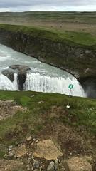 P1870426 Gullfoss waterfall  (9) (archaeologist_d) Tags: waterfall iceland gullfoss gullfosswaterfall