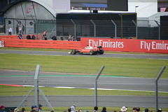 Going in (quintinsmith_ip) Tags: speed drive driving saturday fast f1 ferrari vale grandprix silverstone session formula1 drivers 2016 kimirikknen scuderiaferrari sebastianvettel formula1qualifyingsession sf16h formulaonequalifying