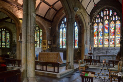 Tavistock Parish Church, Devon - interior (Baz Richardson (now away until 30 July)) Tags: churches devon tavistock medievalbuildings gradeiilistedbuildings woolchurches churchofsteustachius