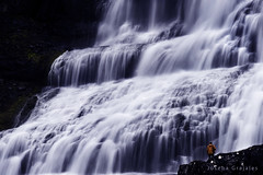 Fjallfoss II  Iceland (Joseba Grajales) Tags: naturaleza nature water wow landscape waterfall iceland islandia agua nikon paisaje cascada dynjandi fjallfoss nikond750