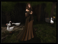 # 652 (Vicky - https://fashionistainsl.wordpress.com/) Tags: calico bpd lorien lumae medievalfantasyfair mff6