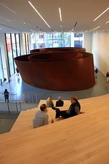 "Richard Serra's ""Sequence"" at SF MoMA (JB by the Sea) Tags: sanfrancisco california sfmoma financialdistrict publicart sequence richardserra sanfranciscomuseumofmodernart june2016"