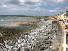 Lehinch Seafront (kepibear) Tags: europe lahinch 2016 ireland lehinch iphone6sbackcamera415mmf22
