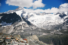 Trockener Steg (pha nguyen) Tags: zermatt switzerland travel europe summer snow mountain alps
