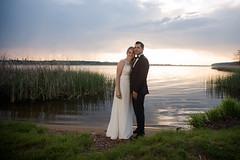 Paulina & Przemek (Dariusz Parol) Tags: 2016 dariuszparol legionowo paulinaprzemek warsaw warszawa fotograf fotografnawesele fotograflubny fotograffx fotoreporter justmarried plener portret strobist wedding weddingphotography wiosna