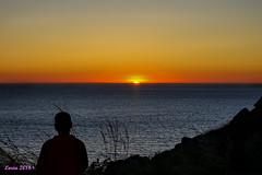 Una buena vista (loriagaon) Tags: doon cabohome islascies costadavela loriagaon loria naturaleza nature paisajes landscapes scenery nocturnas night puestadesol sunset galicia pontevedra espaa sonydscrx10iii sonyrx10lll rx10lll