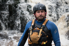 your in safe hands (danwilson10) Tags: sony alpha a6300 apsc apcs 50mm prime river rafting white water outdoors motor bike cave waterfall