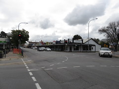 Unley Rd/Park St/Wattle St Junction (RS 1990) Tags: unleyrd malvern adelaide southaustralia thursday 28th july 2016 parkst wattlest junction