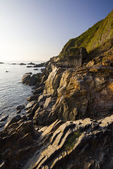 (Olen photo) Tags: yilan taiwan ocean beach stone sand sunrise