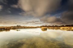 Lagunas de Ruidera (canonixus1) Tags: lagunas ruidera mediodia canon canon6d canon1740 almagro nubes clouds filtros filters largaexposicion longexposoure