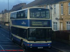 Lancashire United X41 (Oliver's Transport Photos :]) Tags: x41 bus transdev blackburn old 2010