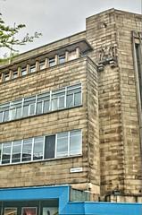 Art Deco CO-OP, Huddersfield, UK, 2014, jcw1967 (7) (jcw1967) Tags: huddersfield uk 2014 cooperative huddersfieldcoop artdeco 1936 hdr oloneo ope