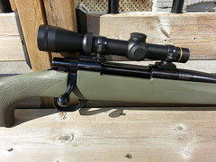2016 Howa 1500 -- right side receiver, VX-2 scope, bolt (secretazure) Tags: 12 gun guns firearms 65x55 65x55swedishmauser howa howa1500 receiver howareceiver howa1500receiver forgedreceiver riflebolt bolthandle howabolt howa1500bolt hogue hogueovermoldedstock stocksynthetic syntheticstock japan madeinjapan rings scope leupold leupoldvx2 leupoldvx214x20scope leupoldstdlowrings leupoldstdscopebase duplexreticle