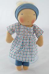 Jul 1 (belambolo1) Tags: puppe waldorf waldorfdoll waldorfstyle stoffpuppe spielen spielzeug toy handmade handcrafted playing dollplaying 12inchdoll