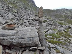 descent from Weinschnabel (formilock) Tags: weinschnabel kölnbreinsperre kärnten carinthia carinzia hohetauern tauern berge alpen alps alpi alpes austria august snow mountains montagnes mountain montagne