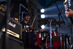 Sharkbite at Indie Clothing Carnival, Tulungagung (maruapey) Tags: music concert harcore malang gigs maruapey sony a6000 mirroless mirrorlessgang bukanbrewok