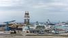 Bateau Forage pétrolier SAIPEM (Bernard Ddd) Tags: france port marseille bateaux forage saipem provencealpescôtedazur tourcmacgm