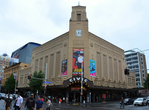 Thumbnail from Auckland Civic Theatre