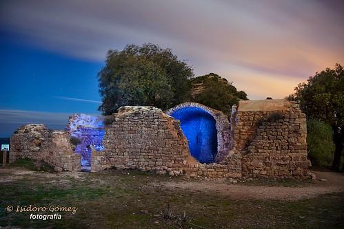Sant Pau Vell-Montserrat(nocturna) 0024