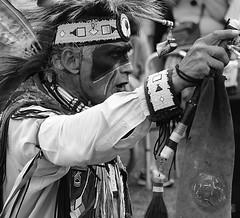 American Indian/ Veteran-Patriot (tvdflickr) Tags: blackandwhite white man black male monochrome festival nikon florida vet indian dancer nativeamerican american veteran performer americanindian plantcity d610 floridastrawberryfestival nikond610 photosbytomdriggers photobytomdriggers thomasdriggersphotography