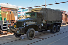 GMC CCKW353 (Maurizio Boi (in/out of order)) Tags: old classic vintage antique lorry camion oldtimer vecchio cmc autocarro truch cckw353
