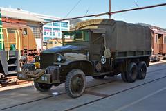 GMC CCKW353 (Maurizio Boi) Tags: old classic vintage antique lorry camion oldtimer vecchio cmc autocarro truch cckw353