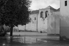 La Koutoubia (aaspforswestin) Tags: bw building architecture mosque lakoutoubia