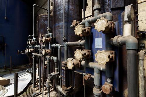 L'entreprise Babcock était spécialisée dans la production de chaudières © G. Prestigiovanni
