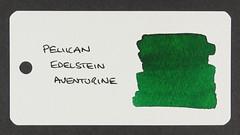 Pelikan Edelstein Aventurine - Word Card