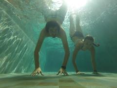 Photo de 14h - Seminyak dans la piscine (Bali - Indonésie) - 18.04.2015