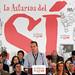Si lo que quieres es pensar en el futuro, en el empleo y en la estabilidad, entonces piensa en este partido y en que el 24-M tiene que haber un gobierno socialista en Asturias