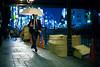 Shinjuku (Laser Kola) Tags: japan japanese 50mm tokyo flying shinjuku shadows dof bladerunner floating running suit f16 日本 東京 hurry 2008 新宿 underthebridge cardboardbox canonef50mmf14usm runningman deepcolors whiteumbrella japanesesalaryman lasseerkola laserkola japanesesalesman