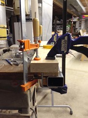 Marcus Knoerl table saw guide rail build