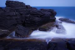 (matatabirubirin3) Tags: sea nature rock hokkaido sigma slowshutter  sigmadp1  sigmadp1quattro