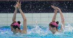 O5103516 (roel.ubels) Tags: swimming european ek alexander championships willem hoofddorp synchronised ec synchro synchronized zwemmen 2015 sincro synchroon synchroonzwemmen leneuropeansynchronisedswimmingchampionscuphaarlemmermeer2015 europeanchampionscup2015