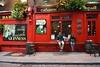 Long Distance Communication (MariaJoãoC (Maria-Flor)) Tags: ireland dublin castle beer bar river phone guinness smartphone viagem cerveja aniversário templebar lager irlanda porthouse setembro2014