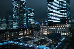 DSC01701 (Zengame) Tags: japan night zeiss tokyo sony cc creativecommons   tokyostation rx     rx1   rx1r rx1rm2 rx1rmark2