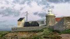 CFR3209 Cabo Vidio light house (Carlos F1) Tags: nikon d300 principado asturias cabo vido cliff acantilado mar sea oviana vidio asturiano concejo cudillero principadodeasturias spain faro lighthouse luz light house