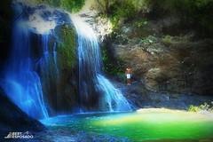 Amazing Waterfalls (Bert Esposado) Tags: travel cold tourism nature scenery philippines tourist falls adventure waterfalls iloilo igbaras