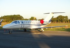 PR-CVC ,Cessna 525B (wellingtonfrancisco) Tags: prcvc cessna525b aeroporto de patos minasmg