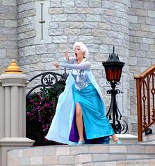 Elsa (tshaymae) Tags: elsa letitgo frozen disney waltdisneyworld magickingdom