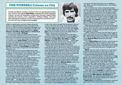 Manchester City vs Oldham Athletic - 1983 - Page 8 (The Sky Strikers) Tags: road xmas city canon magazine manchester football athletic maine second match oldham division saab league the 40p