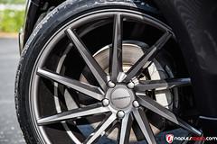 Audi Q5 on Graphite Vossen CVT (naplesspeed) Tags: auto cars car photoshoot automotive audi suv lowered cvt carporn vossen q5 luxurysuv vossenwheels audiq5 vossencvt naplesspeed